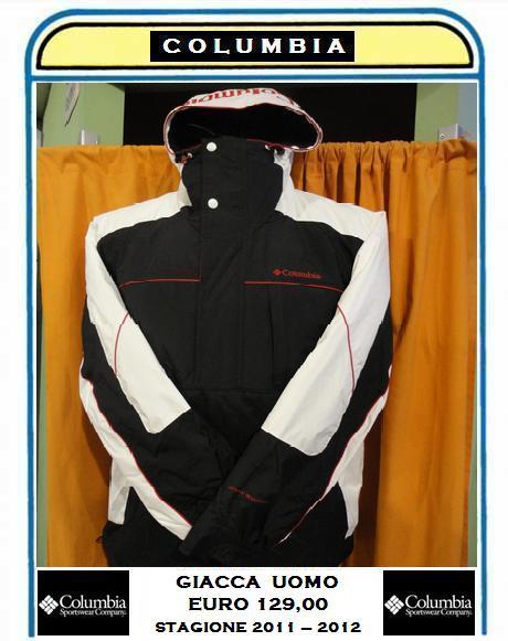 quality design 30be4 639cc Giacca Uomo Columbia karate-rumia.pl