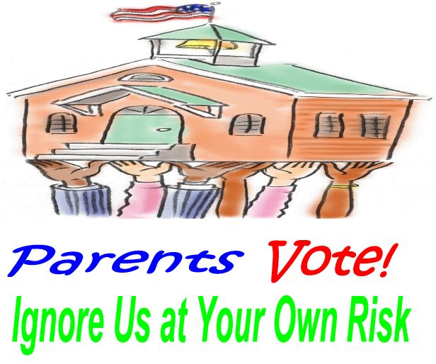 Image result for big education ape parents can vote