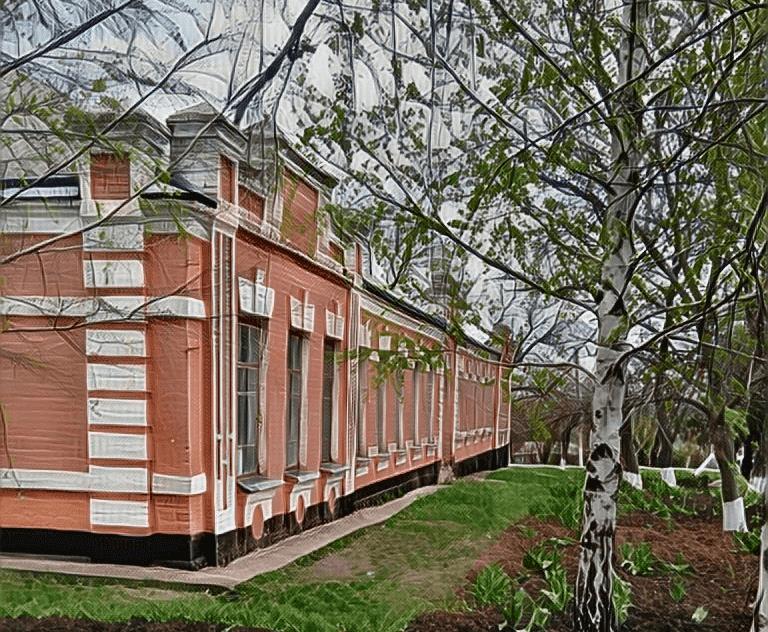 Сергіївська школа Telegraph