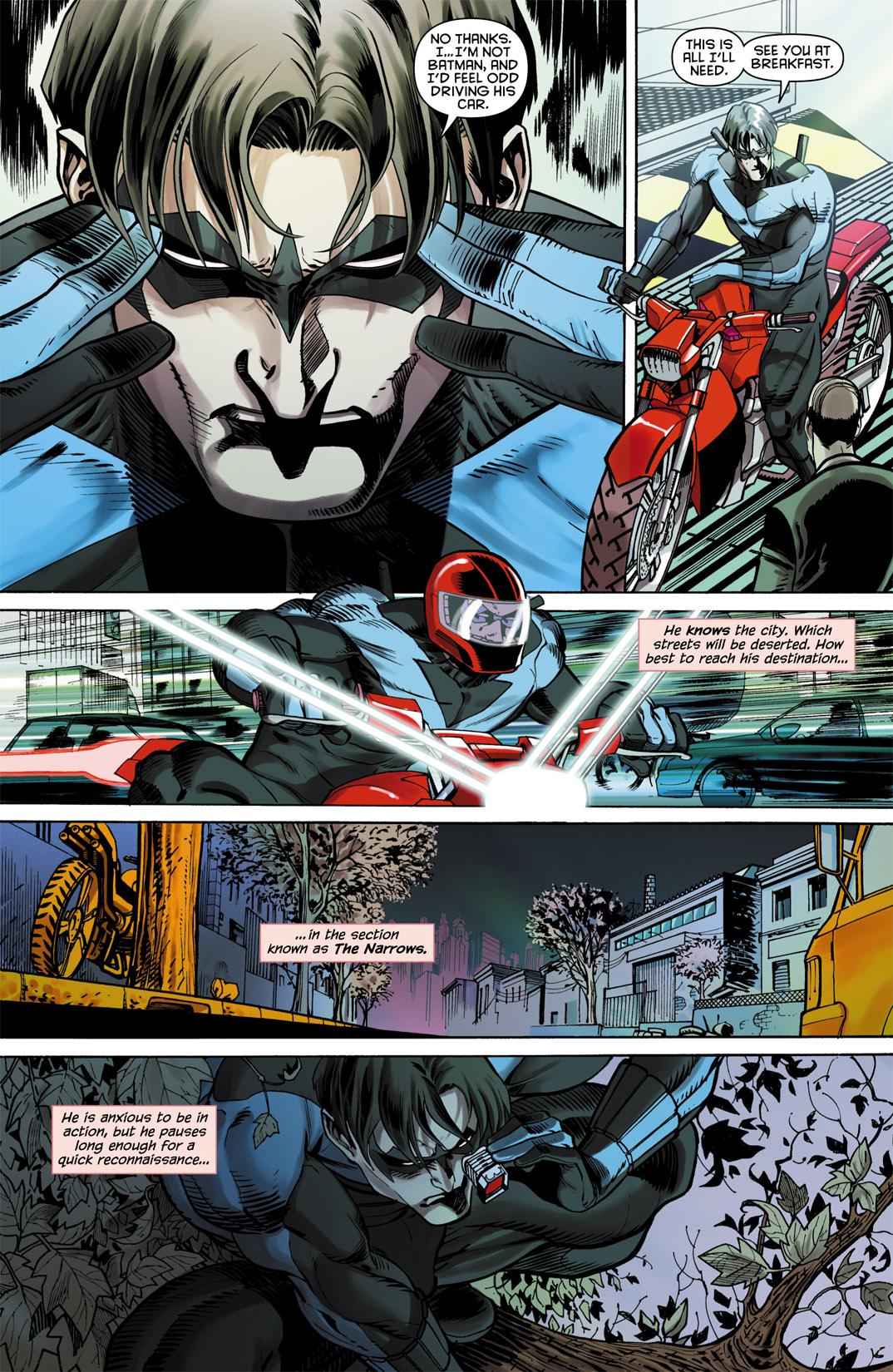 Detective Comics (1937) 851 Page 16