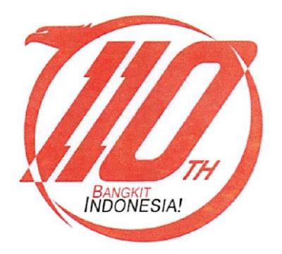 Logo Hari Kebangkitan Nasional-Harkitnas Tahun 2018