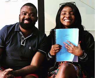 Kunle Afolaya and simi