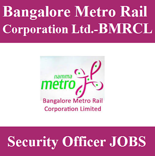 Bangalore Metro Rail Corporation Limited, BMRCL, BMRC, Karnataka, Metro Rail, security Guard, freejobalert, Sarkari Naukri, Latest Jobs, bmrc logo