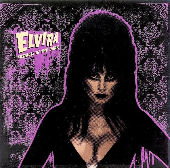 Sicko Psychotic Elvira S Music Macabre Discography