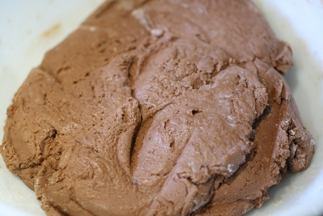 Empanaditas de chocolate y dulce de leche / Chocolate dulce de leche empanadas (cookies)