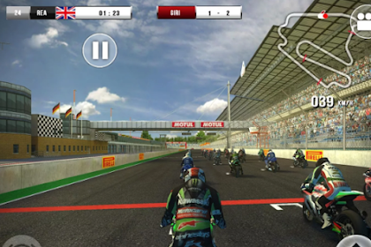 5 Game Balap Motor GP Android Terbaik Dengan Grafis 3D