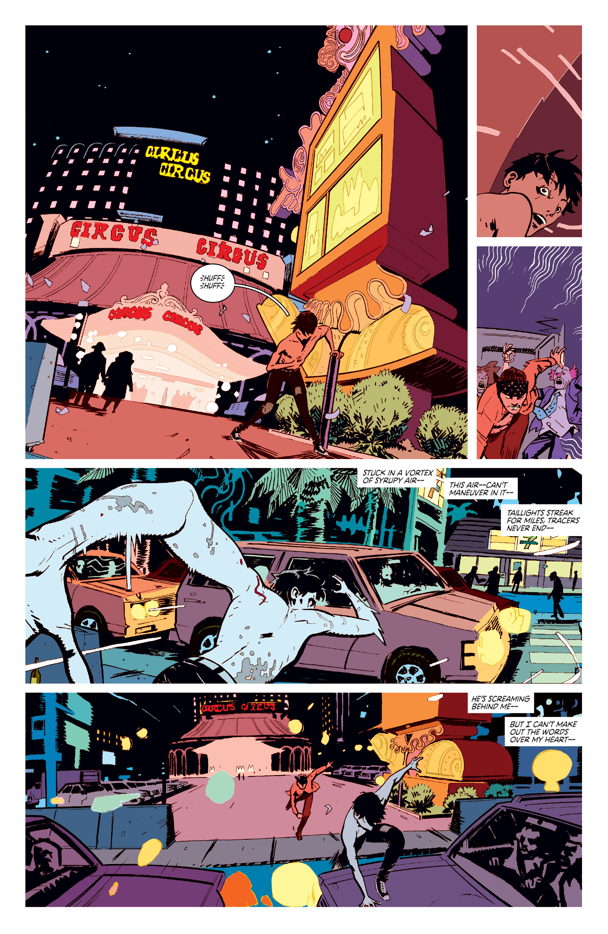 Read online Deadly Class comic -  Issue #5 - 19
