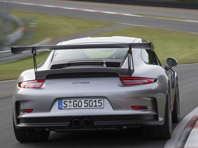 Porsche GT3 RS Max Vertappen