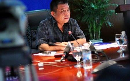 Ông Trần Bắc Hà, nguyên chủ tịch BIDV