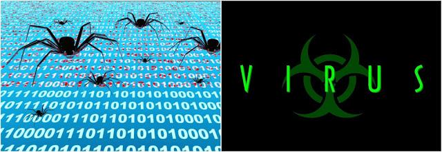 que son virus informaticos o ciberneticos en seguridad informatica de internet