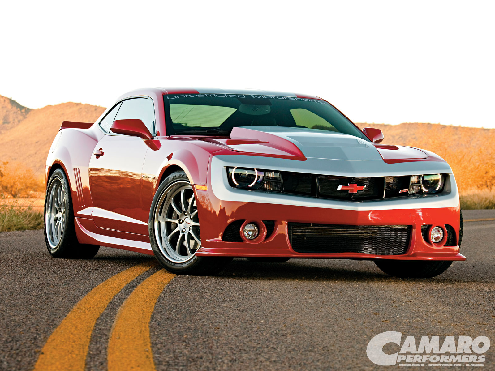 Chevrolet Camaro Fifth Generation A To Z Wallpapers