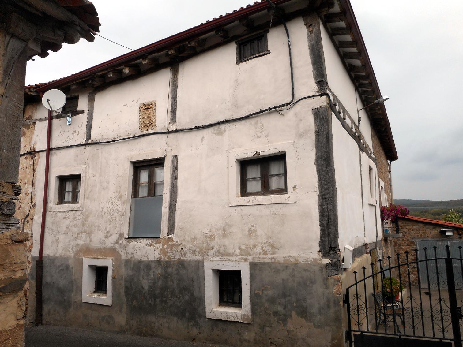 Casas solariegas en la rioja 473 lumbreras de cameros - Casas prefabricadas la rioja ...