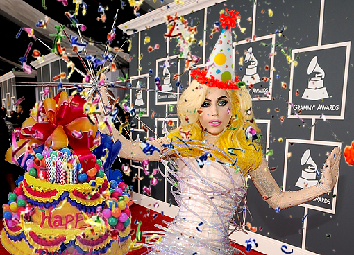 Happy Birthday Lady Gaga - Spyful Breaking News