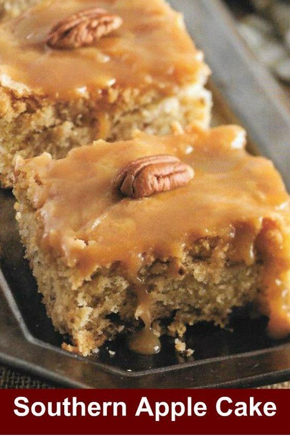 Southern Apple Cake