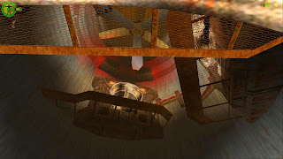 Mars game - Red Faction screenshot ventilation