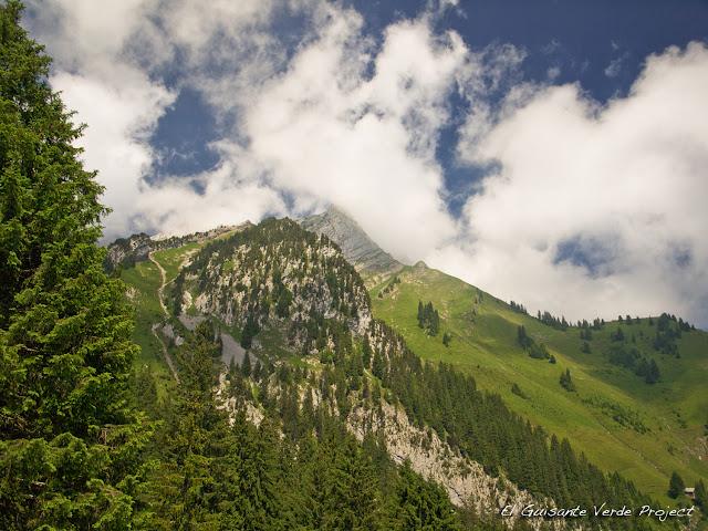 Senderos Monte Pilatus, Lucerna, por El Guisante Verde Project