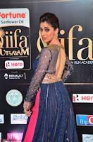 Raai Laxmi in Beautiful Backless Designer Anarkali Gown at IIFA Utsavam Awards 2017  Day 2  Exclusive 08.JPG