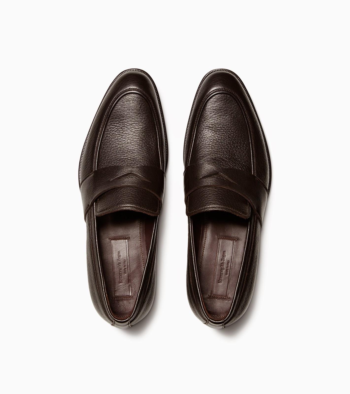 b2e72c9e400 Ermenegildo Zegna Flex Shoes - Comfort For Style Should Not Be Compromised