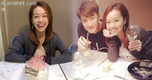 Jacqueline Wong(黃心穎) Celebrates 29th Birthday With Kenneth Ma(馬國明)