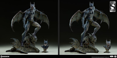 Gotham City Nightmare Collection Batman - Sideshow Collectibles