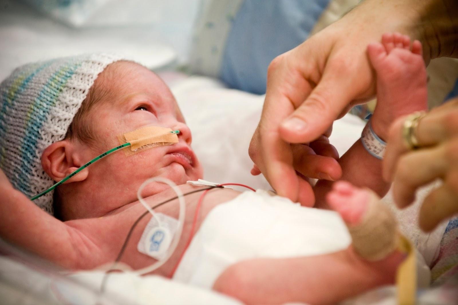 Chăm sóc trẻ sinh non và bệnh màng trong ở trẻ sơ sinh - Phụ nữ Pháp luật