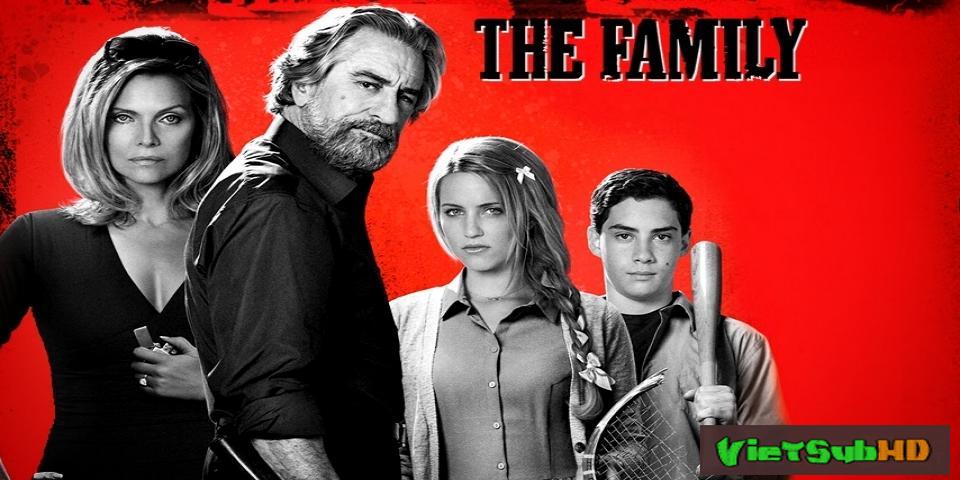 Phim Đơn Giản Tôi Là Mafia VietSub HD | The Family 2013