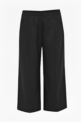Great Plains Elly Wool Flannel Culottes
