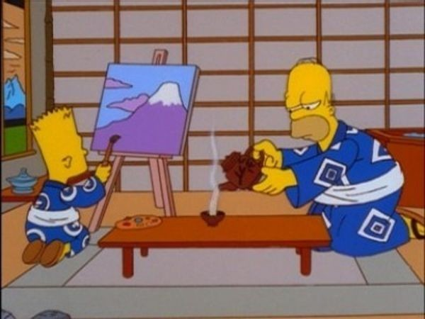 The Simpsons - Season 10 Episode 23: 30 Minutes Over Tokyo