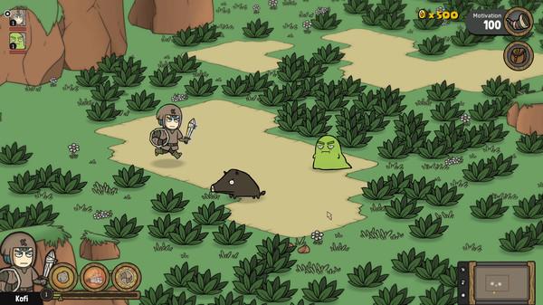 Kofi Quest: Alpha MOD (2020) PC Full Español