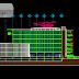 مخطط مشروع مقر عمل شركة كاملا بشكل مميز اوتوكاد dwg