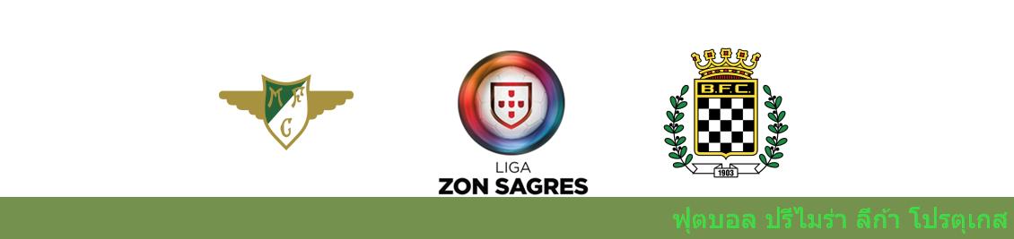 แทงบอลออนไลน์ วิเคราะห์บอล โปรตุเกส โมไรเรนเซ่ vs เบาวิสต้า