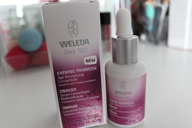 Serum Concentrado de Onagra por Weleda + Sorteo Express