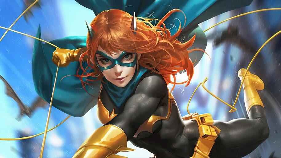 Batgirl, DC, Superhero, 4K, #6.1155
