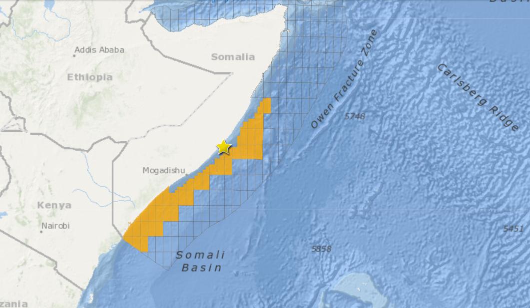 Medeshi News : Somalia Awakens As East Africa's Oil Province