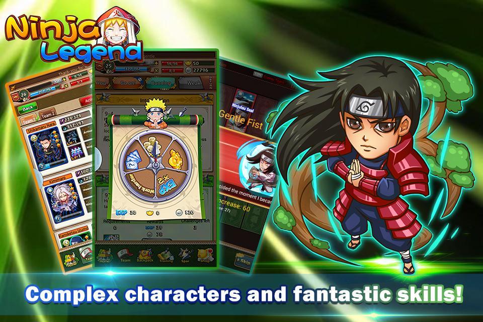 Download Ninja Legend Apk Game For Android Offline Installer
