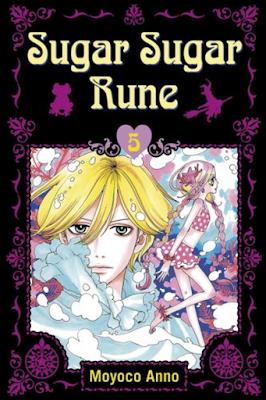 Pierre Tempête de Neige, sugar sugar rune, anime, manga, moyoco anno