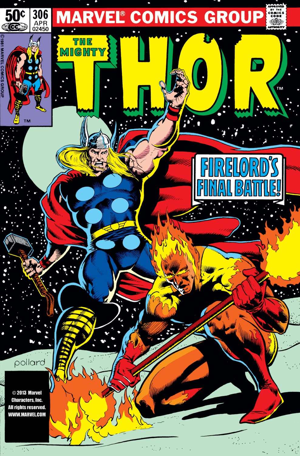 Thor (1966) 306 Page 1