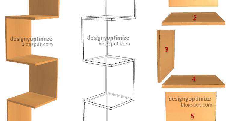 Dise o de muebles madera c mo fabricar repisa flotante en - Como hacer repisas de madera ...