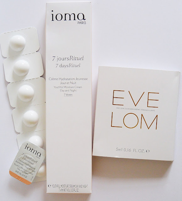 LookFantastic - Beauty Box (#LFHELLOBEAUTIFUL - Mai 2016) Ioma, Eve Lom