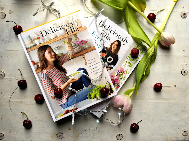 Food Diary Friday // Deliciously Ella Cookbook Review