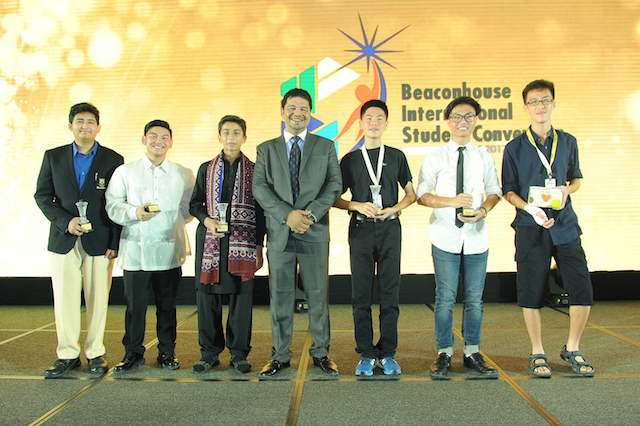 Various awards were given out too during the closing ceremony of Beaconhouse International School Convention (BISC 2017)