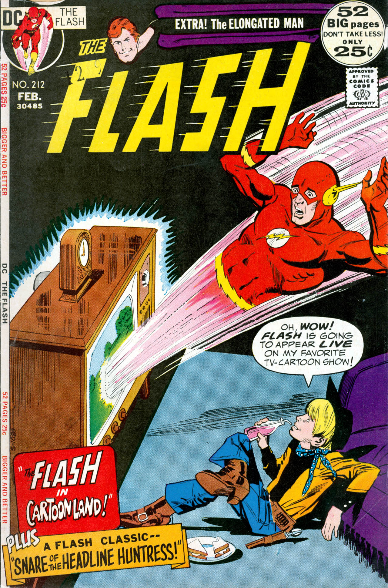The Flash (1959) 212 Page 1