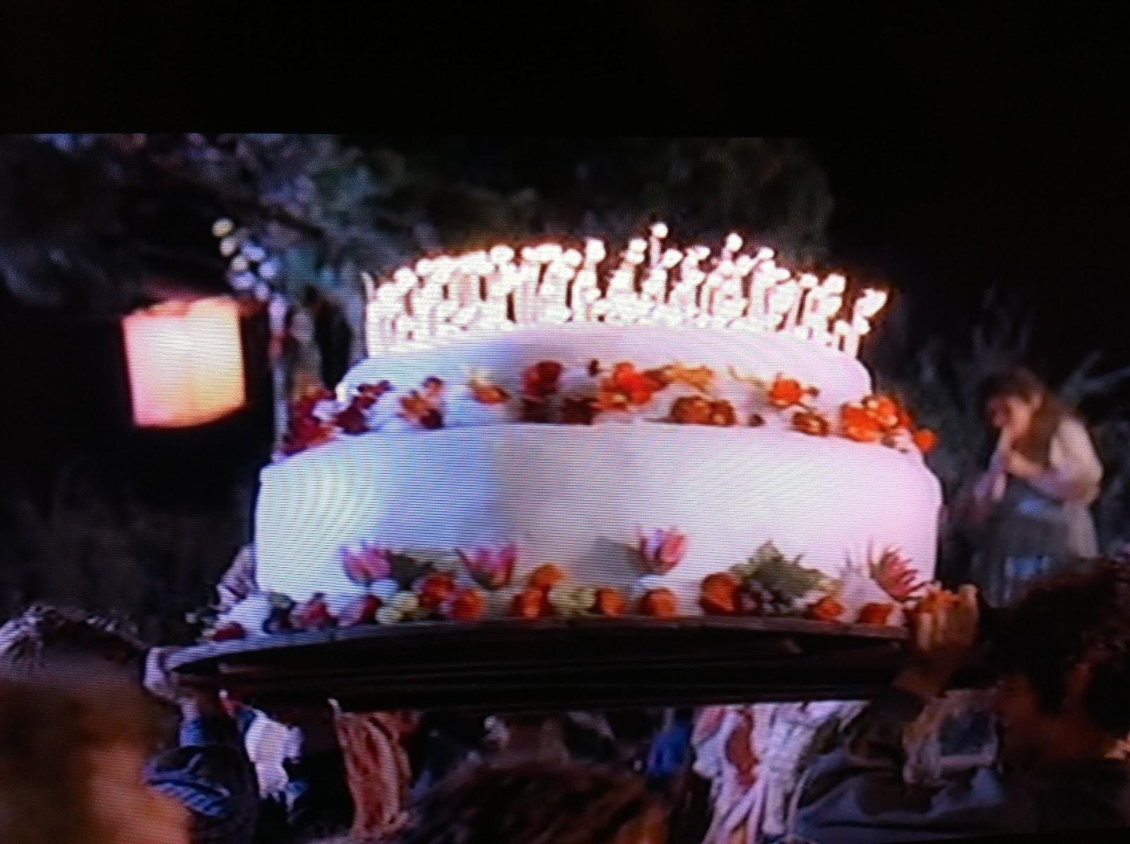 Birthday Cake Screencap