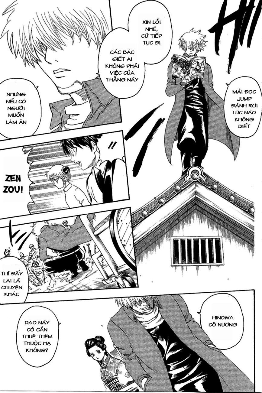 Gintama Chap 258 page 12 - Truyentranhaz.net