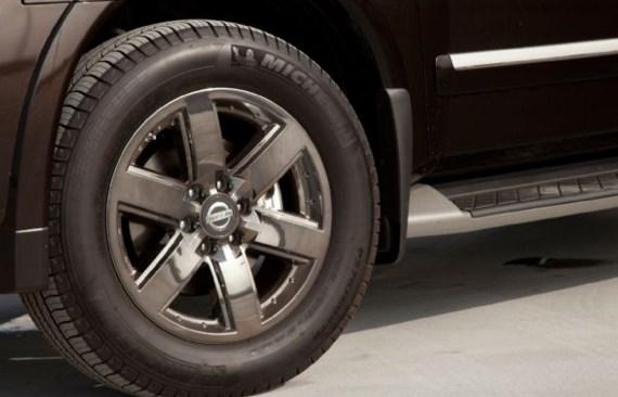 2017 Nissan Armada Platinum Reserve