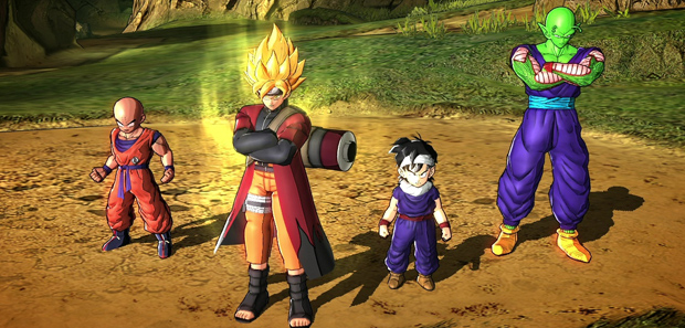 Dragon Ball Z Battle of Z Details