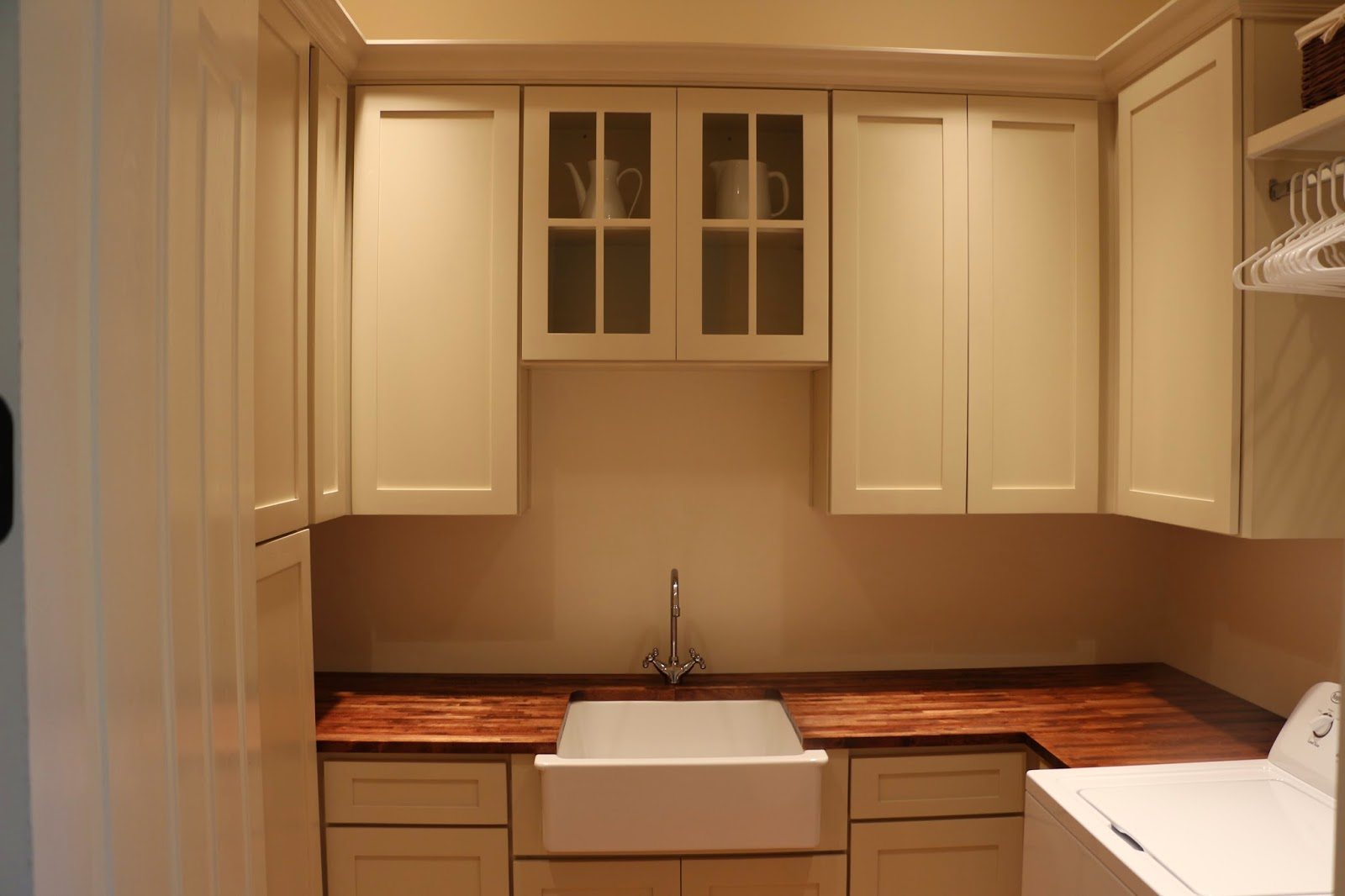 Dusty Coyote Laundry Room Butler S Pantry