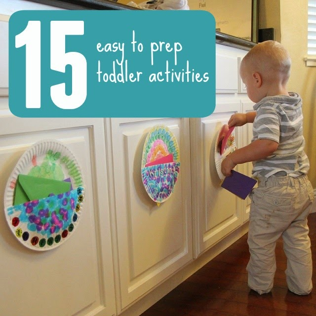 Toddler Approved 15 Simple Toddler Activities