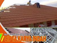 JASA PEMBUATAN ATAP GALVALUM 085655570233-081216660276 Surabaya