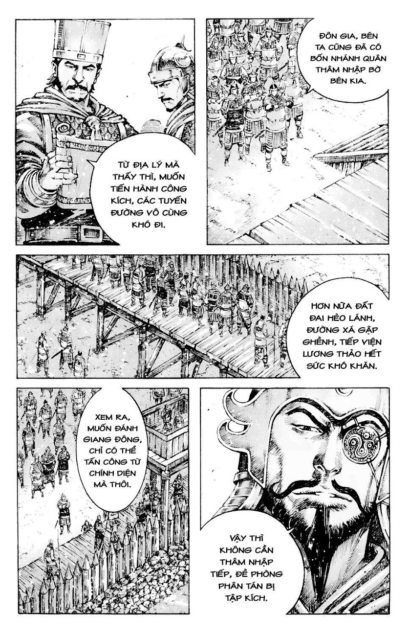 Hỏa phụng liêu nguyên Chương 398: Trên lầu dưới lầu [Remake] trang 4